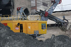 Mordovcement commissions new excavators