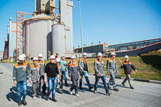 Eurocement gives a start to young employees