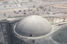 Dome designs for challenging environments