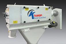 Kason Kek-Gardner releases new centrifugal sifter