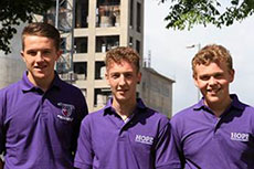 Hope Construction Materials welcomes new apprentices