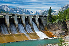 Hydroelectric forecast as highest value power generation sector in the Americas