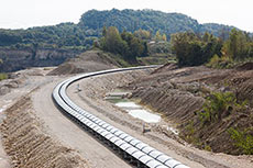 ContiTech and Techmi build Europe's longest conveyor for French cement plant