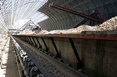 Sinoma's raw mill achieves smooth load running
