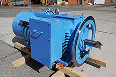 Menzel delivers custom replacement for failed compressor drive