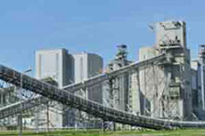 Lafarge dry-line cement plant completed in Russia