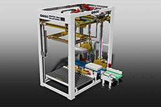 Newtec Bag Palletizing G600 series to get world premiere at EMBALLAGE