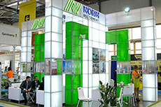 Norm Cement attend 21st International Construction Exhibition