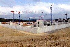 Cemex supplies concrete for unique project in France
