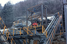 Sandvik crushers producing results