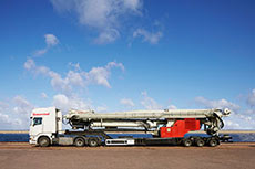 Siwertell delivers road-mobile unloaders in Libya and Vietnam