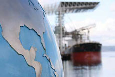 Shipping industry in crisis