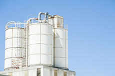 AUMUND builds new 100 000 t silo