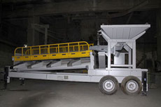 New sorting machine reduces Lipetskcement costs
