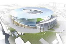 Nevyanskiy cementnik delivers cement to World Cup stadium