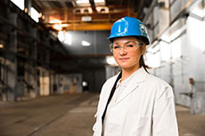 Caterpillar commended by Woman Engineer Magazine