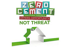 Zero cement structural concrete offers opportunity not threat
