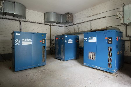Rotary kilns never stand idle