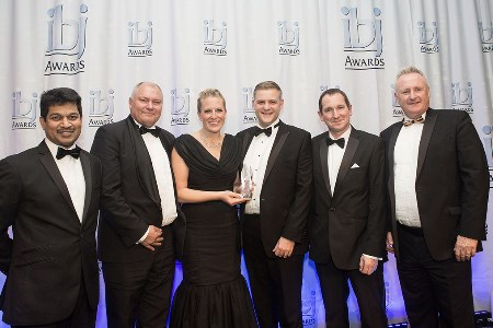 Siwertell secures industry award success again