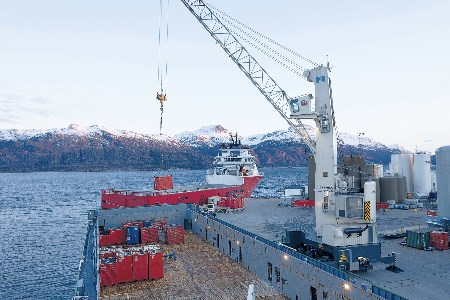 Tenth Terex® Gottwald mobile harbour crane for Japan