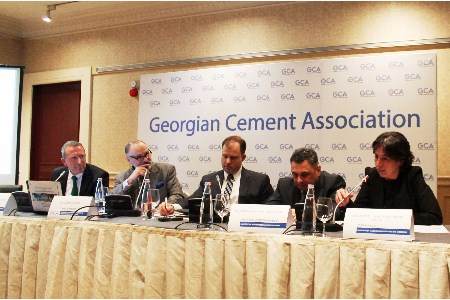 Georgian Cement Association launched