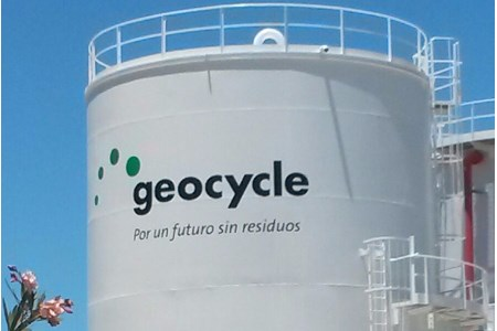 Geocycle ups alternative fuel production in Spain