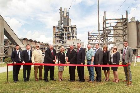 LafargeHolcim opens Ada plant modernisation