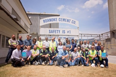 Roanoke Cement maintains ENERGY STAR rating