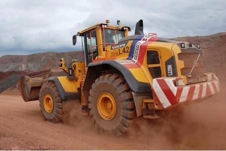 Skene Group opts for another Volvo loading shovel