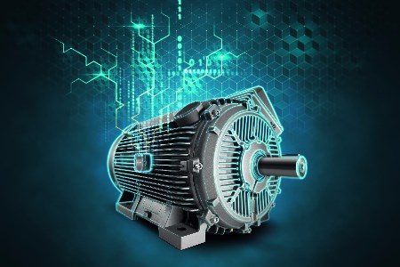 New IoT motor concept from Siemens