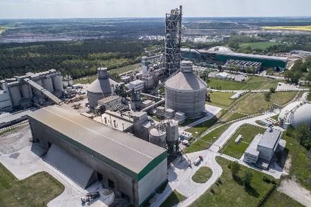 LafargeHolcim upgrades two Polish cement plants