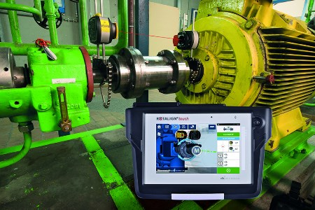 Pruftechnik releases its Rotalign touch update