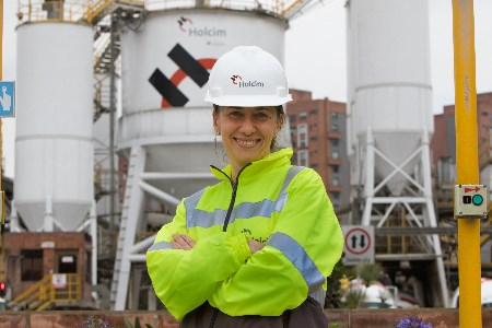 Holcim leads in gender equality