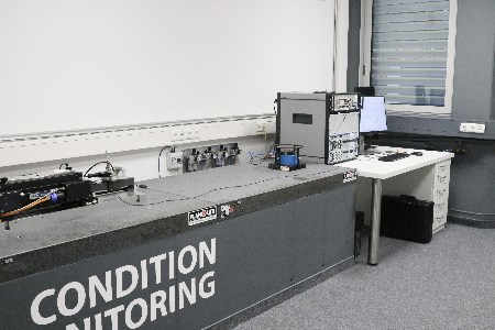Prüftechnik establishes new calibration laboratory