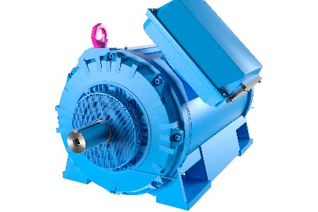 ABB relaunches marine motor