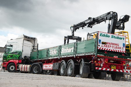 Eddie Stobart obtains £15million CEMEX UK contract