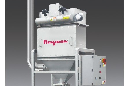 Flexicon releases new stand-alone dust collector
