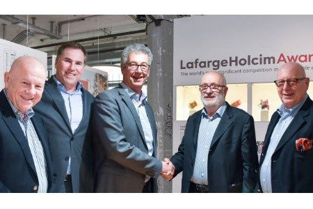 LafargeHolcim announces Foundation Board changes