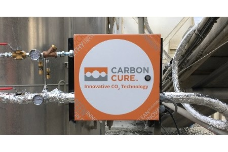 CarbonCure collaborates with Airgas