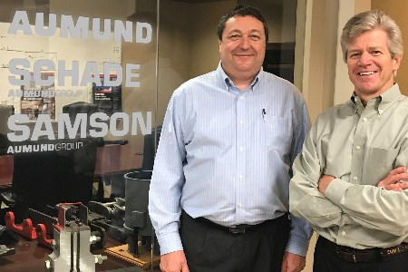 Simon Shipp new General Manager for AUMUND Corporation USA