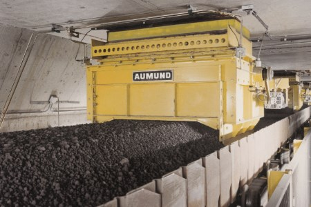 AUMUND Machines offers increased productivity to a cement plant in Pakistan