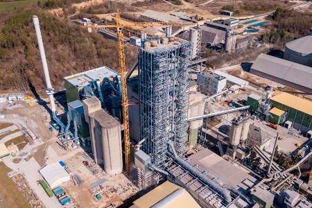 IKN builds kiln line at Burglengenfeld plant
