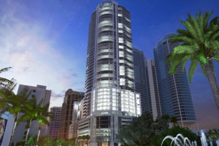 CEMEX supplies concrete for Fort Lauderdale's tallest building