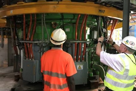 Loesche supplies two vertical roller mills for the Bangladesh cement industry