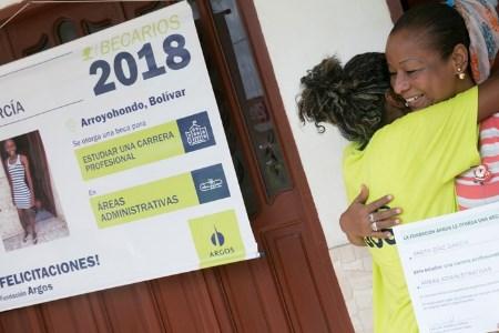 Cementos Argos promotes higher education in Colombia