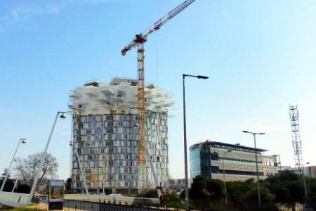 CEMEX supplies concrete for L'Arbre Blanc