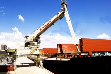 Siwertell to supply ship unloader to South Texas Cement terminal