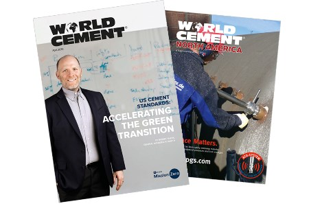 April & North America issues now available!