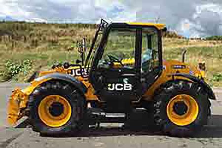 Original JCB parts in online auction | World Cement