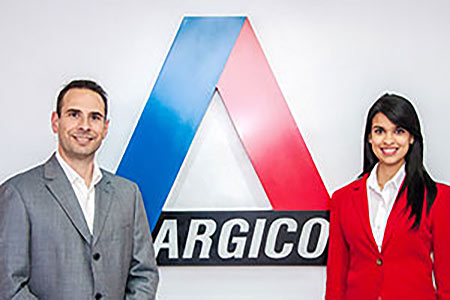 Argico selected as Sandvik's new distributor